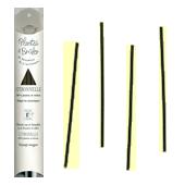 Anti Moustique Naturel à la  Citronnelle : Étui de 10 Gros Bâtons