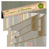 Amandier ( Fleurs d'Amandier ) : Encens Indien d' Auroville ( Maroma ) ~ Étui de 10 Bâtonnets