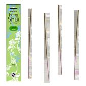 Bois - Cèdre : Encens Feng Shui Les Encens du Monde ~ Étui de 20 Bâtonnets