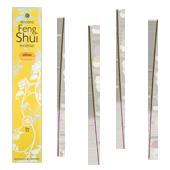 Feu - Oliban : Encens Feng Shui Les Encens du Monde ~ Étui de 20 Bâtonnets