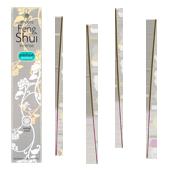 Métal - Patchouli : Encens Feng Shui Les Encens du Monde ~ Étui de 20 Bâtonnets