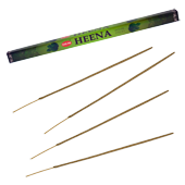 "Heena : Encens "" Heena "" HEM ~ Étui de 8 Bâtonnets"