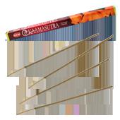 "Kamasutra : Encens "" Kamasutra "" HEM ~ Étui de 8 Bâtonnets"