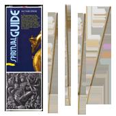 Spiritual Guide : Encens Indien Padmini ~ Boîte de 25 Étuis de 8 Bâtonnets