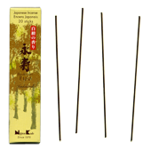 Byakudan Eiju : Encens Japonais Nippon Kodo ~ Étui de 20 Bâtonnets
