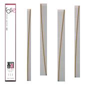 Rose : Encens Japonais Awaji Island Koh-Shi ~ Étui de 30 Bâtonnets