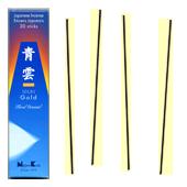 Seiun Gold : Encens Japonais Nippon Kodo ~ Étui de 20 Bâtonnets