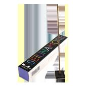Seiun Amore : Encens Japonais Nippon Kodo ~ Étui de 40 Bâtonnets + 1 Porte-Encens