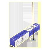 Aqua : Encens Japonais New Morning Star ( Nippon Kodo ) ~ Étui de 40 Bâtonnets + 1 Porte-Encens
