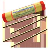 Dalai Lama's Blessing Incense : Encens Tibétain ~ Étui de 30 Bâtonnets