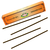 Manprasanna Incense : Encens Tibétain ~ Étui de 20 Bâtonnets