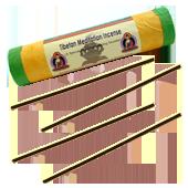 Tibetan Meditation Incense : Encens Tibétain ~ Étui de 30 Bâtonnets