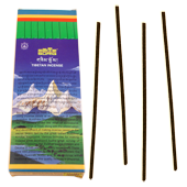Sorig Tibetan Incense : Encens Tib&eacute;tain ~ &Eacute;tui de 40 B&acirc;tonnets