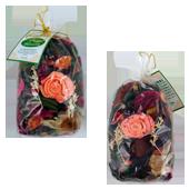 Fleurs de Printemps : Pot-Pourri dans Sachet de 50 Grammes