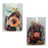 Fleurs de Printemps : Pot-Pourri dans Sachet de 100 Grammes ( Recharge Incluse )
