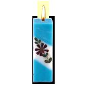 Fleurs de Printemps : Bougie Naturelle Parfumée aux Huiles Essentielles