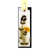 Lavande : Bougie Naturelle Parfumée à l' Huile Essentielle