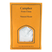 Camphre Naturel Auroshikha ~ Sachet de 50 Grammes