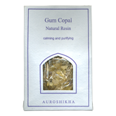 Copal : R&eacute;sine Auroshikha ~ Sachet de 50 Grammes