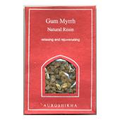 Myrrhe : Résine Auroshikha ~ Sachet de 50 Grammes