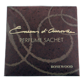 Rose ( Bois de Rose ) : Sachet Senteur d' Auroville Maroma ~ Sachet de 24 Grammes