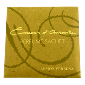 Citron + Verveine : Sachet Senteur d' Auroville Maroma ~ Sachet de 24 Grammes