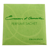 Plum&eacute;ria : Sachet Senteur d' Auroville  Frangipanier  Maroma ~ Sachet de 24 Grammes
