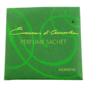 Jasmin : Sachet Senteur d' Auroville Maroma ~ Sachet de 24 Grammes