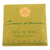 Foug&egrave;res + Mousses : Sachet Senteur d' Auroville Maroma ~ Sachet de 24 Grammes