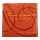 Orange + Cannelle : Sachet Senteur d' Auroville Maroma ~ Sachet de 24 Grammes
