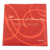 Rose ( P&eacute;tales de Rose ) : Sachet Senteur d' Auroville Maroma ~ Sachet de 24 Grammes