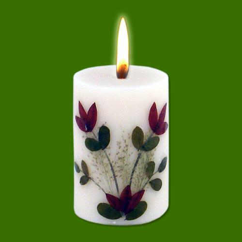 fleurs de printemps bougie naturelle parfum e aux huiles essentielles 4 50 cm x 7 00 cm. Black Bedroom Furniture Sets. Home Design Ideas