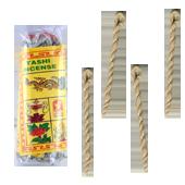 """Tashi : Cordelettes Népalaises """" Tashi """" ~ Fagot de 50 Cordelettes"""