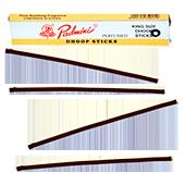 """Dhoop Sticks """" King Size """" Padmini ~ Boîte de 10 Sticks + 1 Porte-Encens Intégré"""