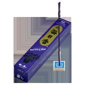 Iris : Encens Japonais Morning Star ( Nippon Kodo ) ~ Étui de 50 Bâtonnets + 1 Porte-Encens