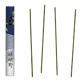 Sagano : Encens Japonais Nippon Kodo ~ Fagot de 50 Bâtonnets