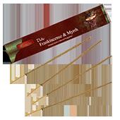 Oliban + Myrrhe : Encens Indien Aromatika ~ Étui de de 15 Grammes