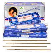 Nag Champa : Encens Indien Satya ~ Boîte de 1 Kg (4 x 250 Grammes)