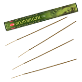 Bonne Santé / Good Health : Encens Indien HEM ~ Boîte de 20 Bâtonnets