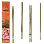 Frankincense : Encens 100% Naturel Masala HEM ~ Étui de 12 Bâtonnets