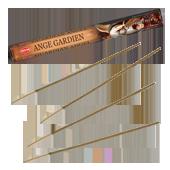 Ange Gardien : Encens Religieux ~ Boîte Hexagonale de 20 Bâtonnets
