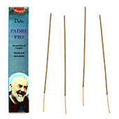 Padre Pio : Encens Religieux ~ Étui de de 15 Grammes
