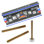 Super Hit : Encens Indien Satya ~ Boîte de 10 Dhoop Sticks