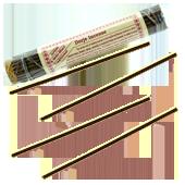 Dorje Incense : Encens Tibétain ~ Fagot de ±52 Bâtonnets + 1 Porte-Encens