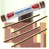 Green Tara : Encens Tibétain 100% Naturel ~ Fagot de ±45 Bâtonnets