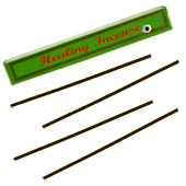 Healing Incense : Encens Tibétain 100% Naturel ~ Fagot de ±27 Bâtonnets