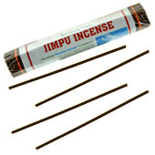 Jimpu Incense : Encens Tibétain 100% Naturel ~ Fagot de ±45 Bâtonnets