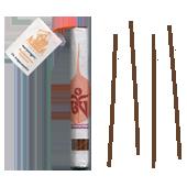 Manjushree Incense : Encens Tibétain ~ Fagot de 25 Bâtonnets