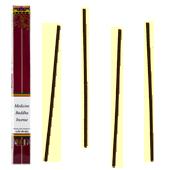 Medicine Buddha Incense : Encens Tibétain 100% Naturel ~ Étui de ±24 Bâtonnets