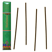 Tibetan Meditation Incense : Encens Tibétain 100% Naturel ~ Étui de ±12 Bâtonnets